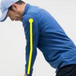 ゴルフスイングは左肩が支点がベスト!簡単に習得する方法