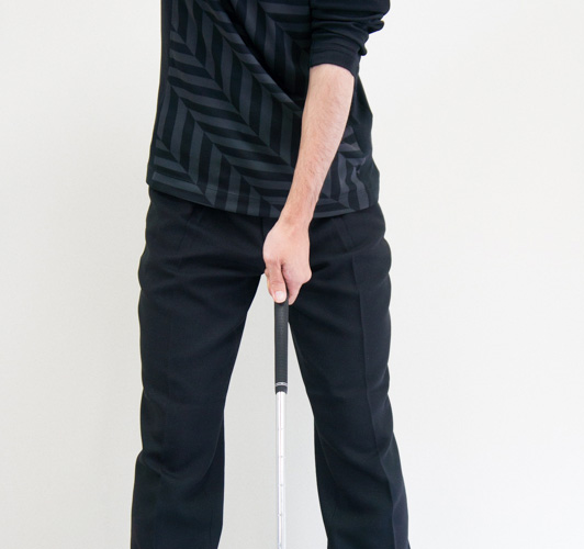 A2タイプのゴルフグリップの画像