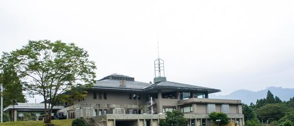 ヴィレッジ東軽井沢ゴルフクラブのクラブハウスの画像