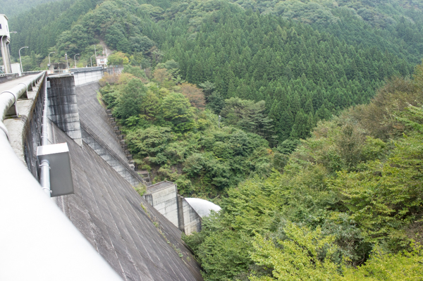 霧積ダムの画像