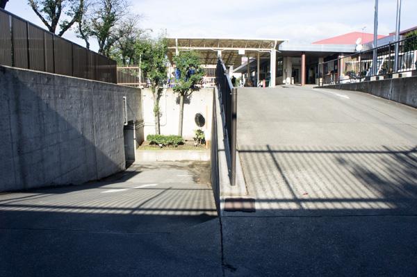 前橋ゴルフ場のトンネルの画像