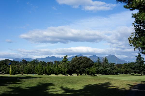 前橋ゴルフ場コースの画像