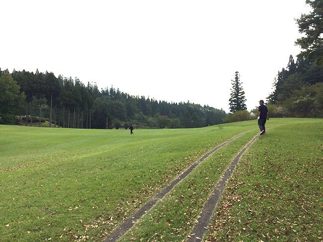 ヴィレッジ東軽井沢ゴルフクラブ10番ホールの画像
