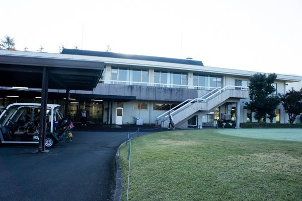 関越ハイランドゴルフクラブのクラブハウスの画像