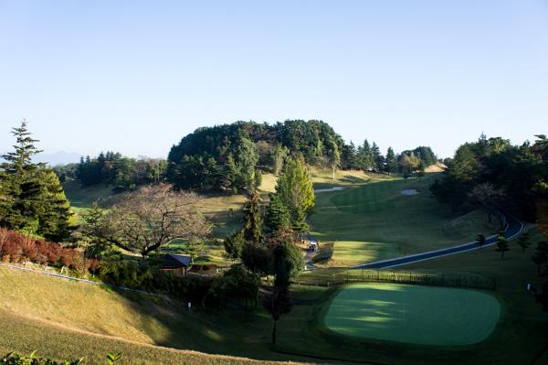 関越ハイランドゴルフクラブのロケーションの画像