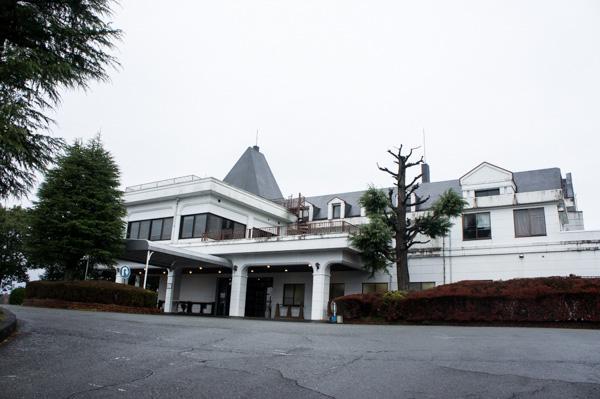 高崎KGカントリークラブのクラブハウスの画像