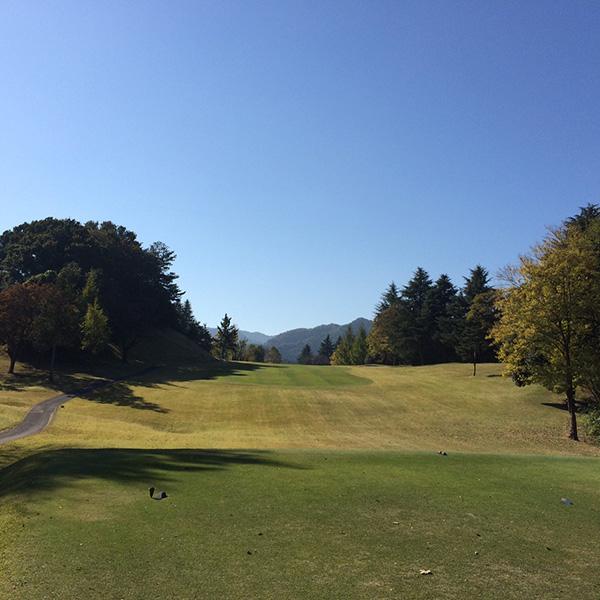 関越ハイランドゴルフクラブのサザンカ4番ホールの画像