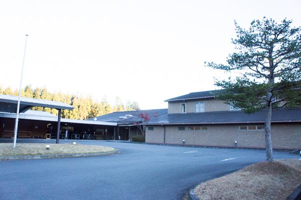 熱海倶楽部 東軽井沢ゴルフコースのクラブハウスの画像