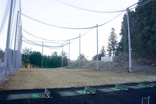 熱海倶楽部 東軽井沢ゴルフコースの練習場の画像
