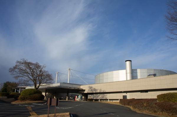レイクウッドゴルフクラブ富岡コースのクラブハウス