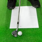 ゴルフスイングで左手首は前腕を軸に気持ちよく回転する