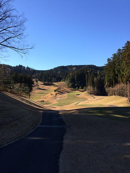 熱海倶楽部 東軽井沢ゴルフコース3番ホールの画像