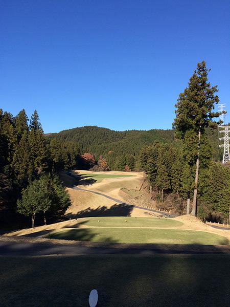 熱海倶楽部 東軽井沢ゴルフコース5番ホールの画像