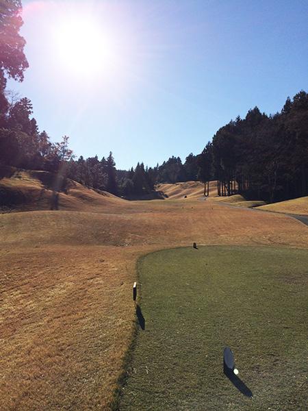熱海倶楽部 東軽井沢ゴルフコース6番ホールの画像