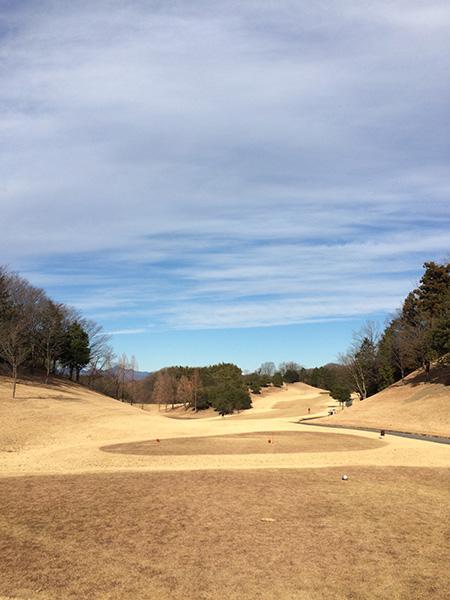 レイクウッドゴルフクラブ富岡コースゴールド2番ホールの画像