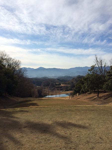 レイクウッドゴルフクラブ富岡コースゴールド5番ホールの画像