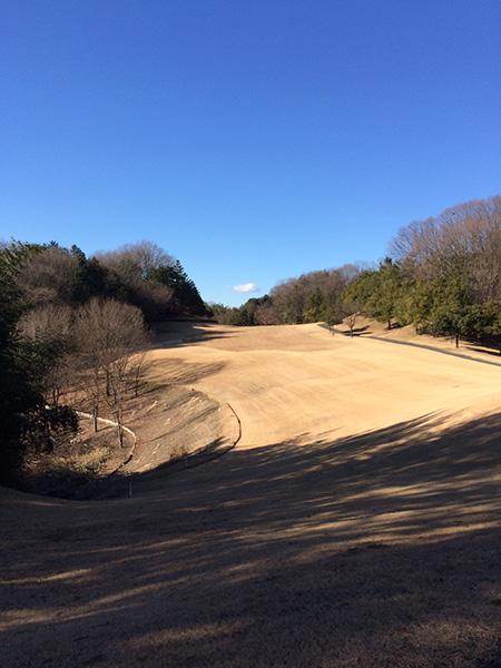 レイクウッドゴルフクラブ富岡コースオレンジ4番ホールの画像