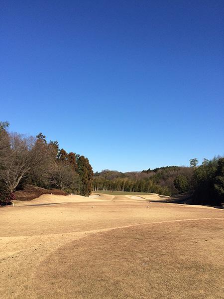 レイクウッドゴルフクラブ富岡コースオレンジ5番ホールの画像