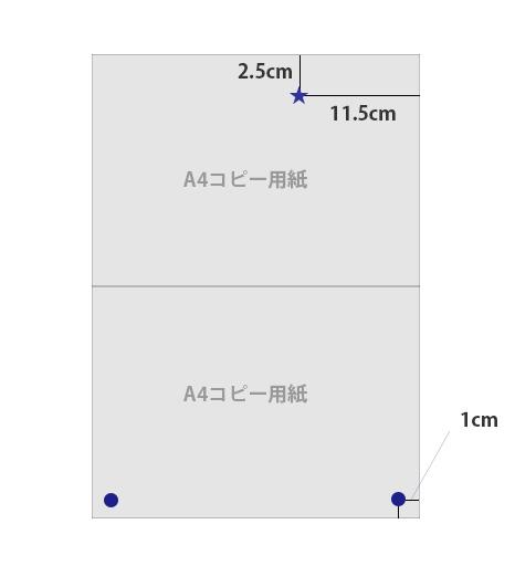 片山晋吾選手のアドレス位置の画像