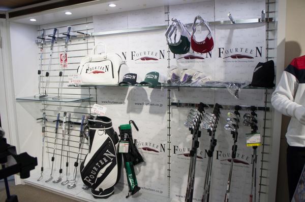 藤岡ゴルフクラブのクラブハウス内の画像