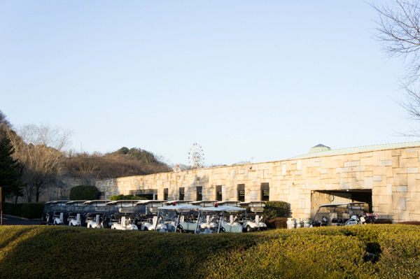 21センチュリークラブ 富岡ゴルフコースのクラブハウスの画像