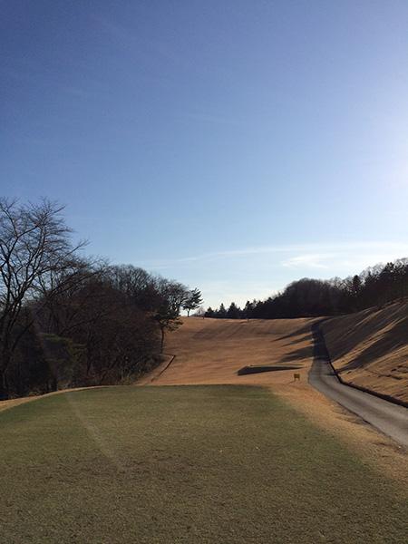 藤岡ゴルフクラブ西コース4番ホールの画像