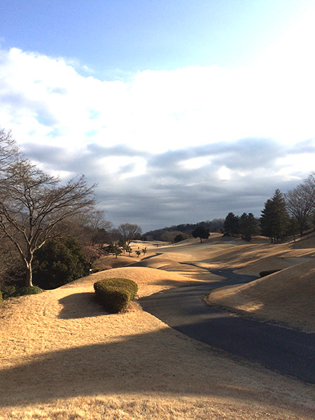 21センチュリークラブ富岡ゴルフコース1番ホールの画像