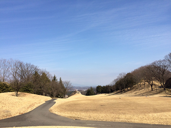 21センチュリークラブ富岡ゴルフコース9番ホールの画像