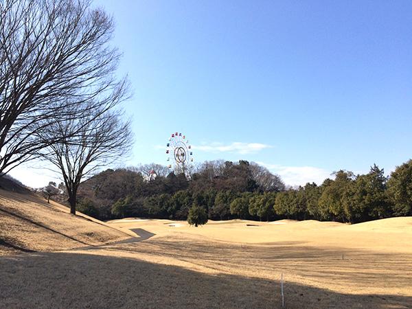 21センチュリークラブ富岡ゴルフコース10番ホールの画像