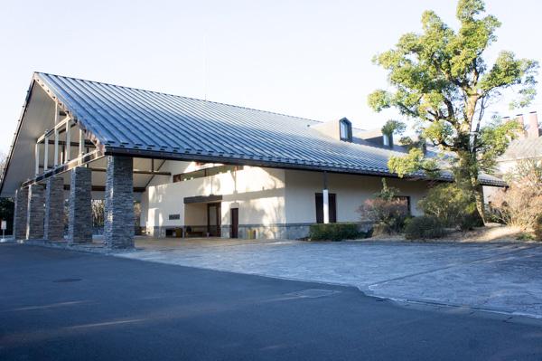 赤城カントリー倶楽部のクラブハウスの画像