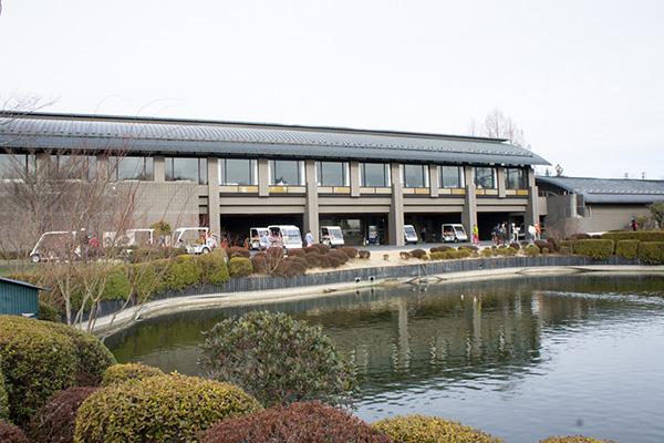 梅ノ郷ゴルフ倶楽部のクラブハウスの画像