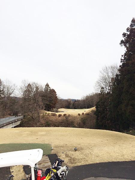 梅ノ郷ゴルフ倶楽部4番ホールの画像