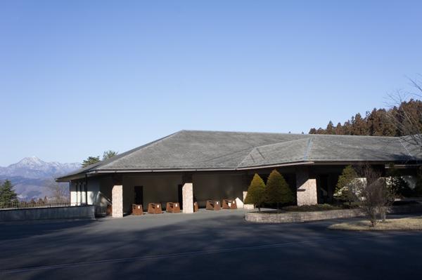 榛名の森カントリークラブのクラブハウスの画像