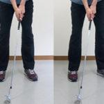 ゴルフではじめからひねっておくスイングは練習少なくても上達可能