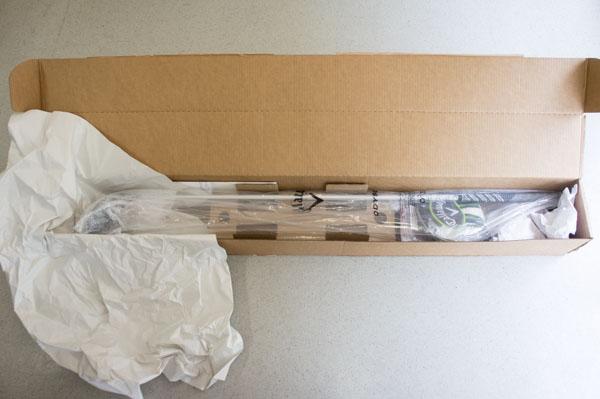 フェアウェイゴルフUSAの梱包の画像