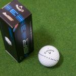 キャロウェイのゴルフボールSR3はスピンの効くよいボール