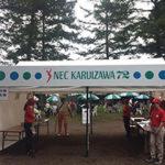 NEC軽井沢72ゴルフトーナメントでイボミ、アンシネを見る
